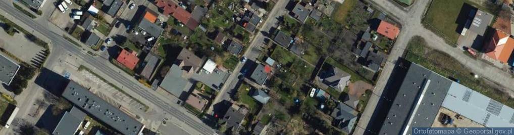 Zdjęcie satelitarne Kunickiego ul.