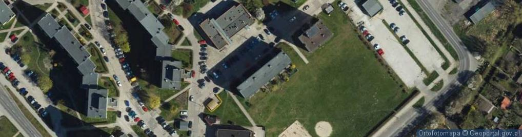 Zdjęcie satelitarne Kustronia Józefa, gen. ul.