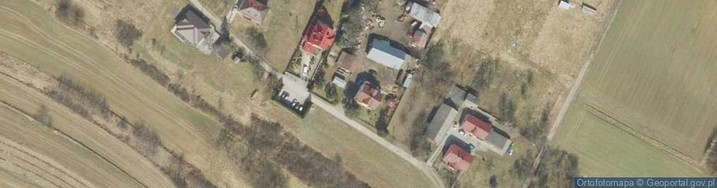 Zdjęcie satelitarne Kuńkowce ul.