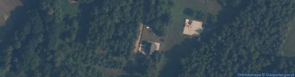 Zdjęcie satelitarne Kurkowa ul.