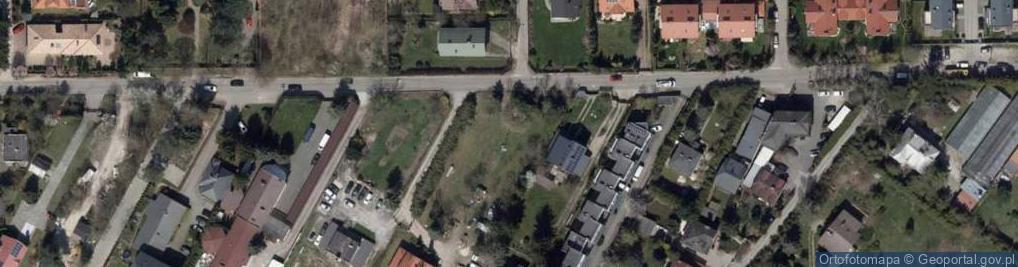 Zdjęcie satelitarne Kuropatwy ul.