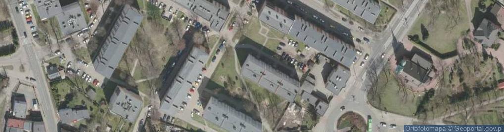 Zdjęcie satelitarne Kukuczki Jerzego ul.
