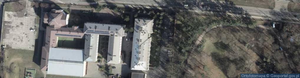 Zdjęcie satelitarne Ku Słońcu ul.