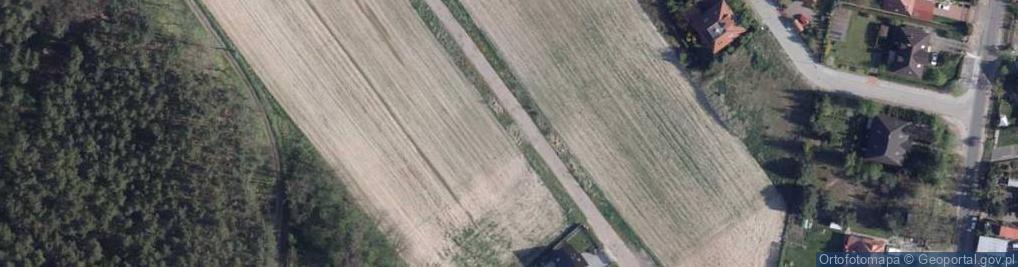 Zdjęcie satelitarne Kubusia Puchatka ul.