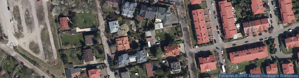 Zdjęcie satelitarne Kurhan ul.