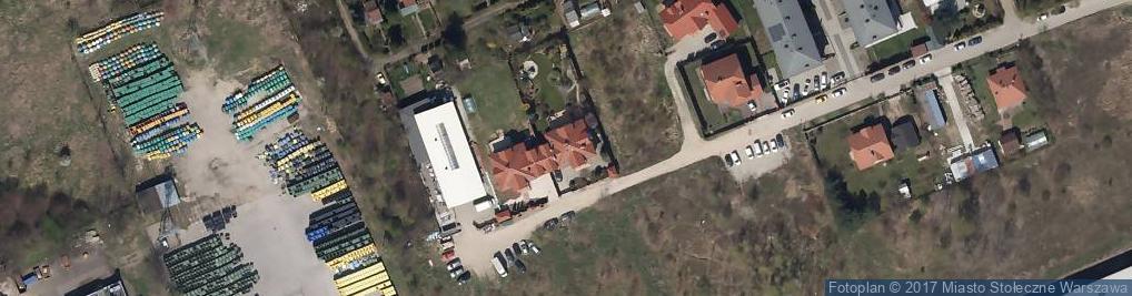 Zdjęcie satelitarne Kuszników ul.