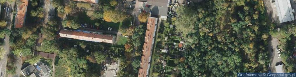Zdjęcie satelitarne Kupca Jana ul.