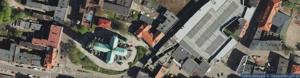 Zdjęcie satelitarne Kwietniewskiego Józefa ul.
