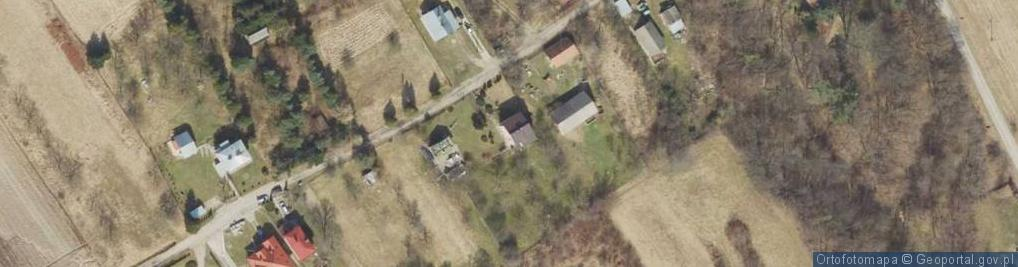 Zdjęcie satelitarne Kwiatowa ul.