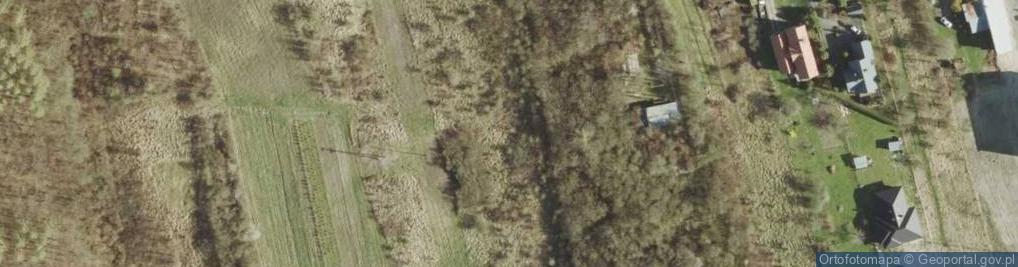 Zdjęcie satelitarne Łagodna ul.