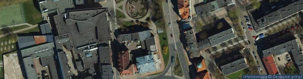 Zdjęcie satelitarne Łajming Anny ul.