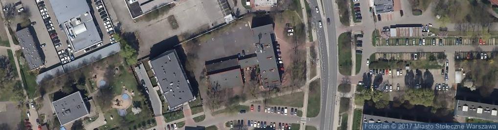Zdjęcie satelitarne Łabiszyńska ul.