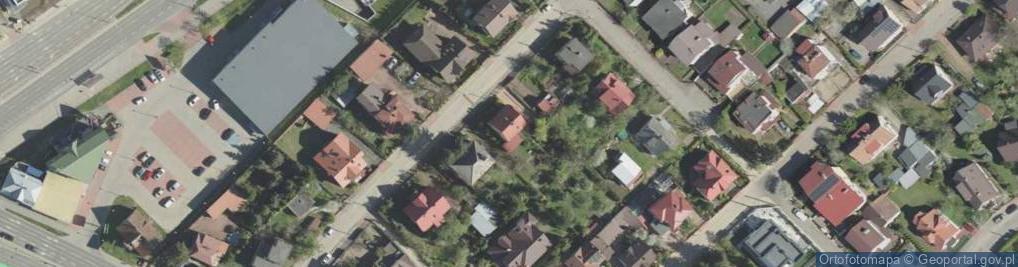 Zdjęcie satelitarne Leszczynowa ul.