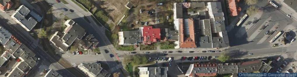 Zdjęcie satelitarne Lendziona Antoniego ul.