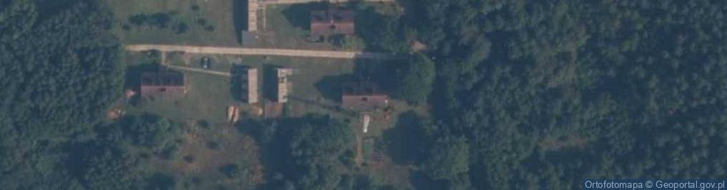 Zdjęcie satelitarne Leśna Polana ul.