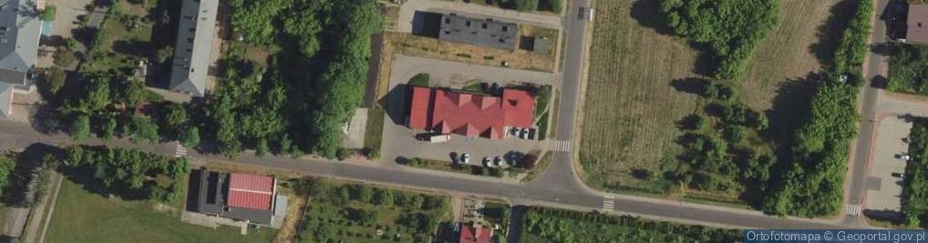 Zdjęcie satelitarne Łężyńska ul.
