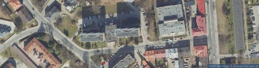 Zdjęcie satelitarne Lelewela Joachima ul.