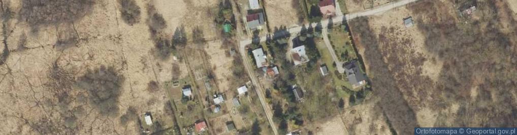 Zdjęcie satelitarne Łętowska ul.