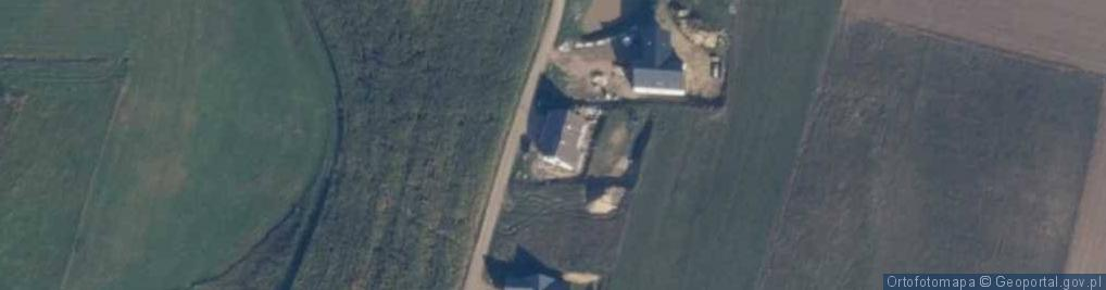 Zdjęcie satelitarne Legionów Polskich ul.