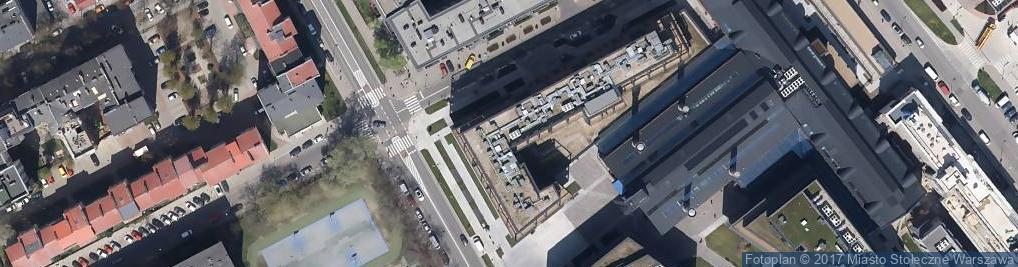 Zdjęcie satelitarne Leszczyńska ul.