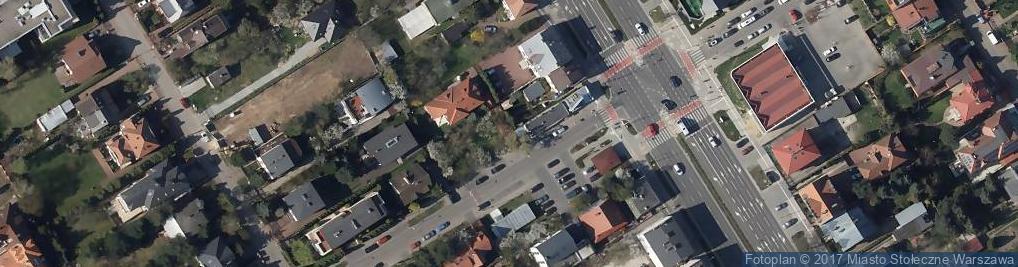 Zdjęcie satelitarne Lentza Stanisława ul.