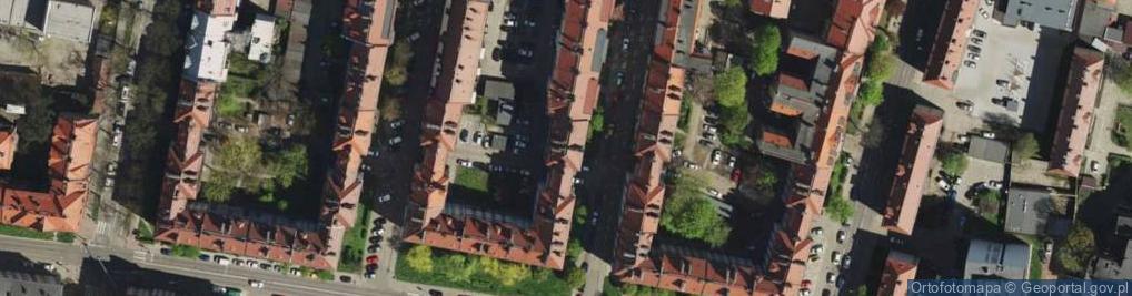 Zdjęcie satelitarne Ligęzy Józefa ul.