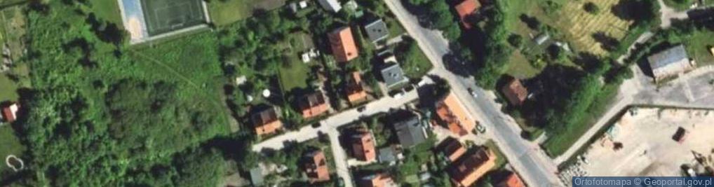 Zdjęcie satelitarne Linki Bogumiła ul.