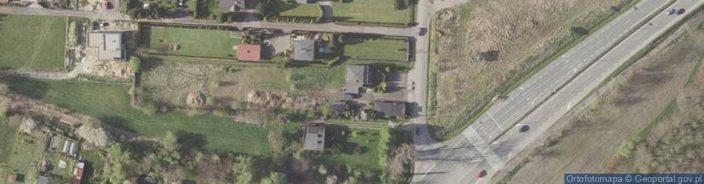 Zdjęcie satelitarne Lipcowa ul.