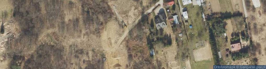 Zdjęcie satelitarne Lipowicka ul.