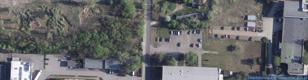 Zdjęcie satelitarne Lipnowska ul.