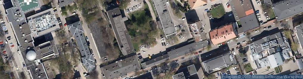 Zdjęcie satelitarne Lindleya Williama Heerleina ul.