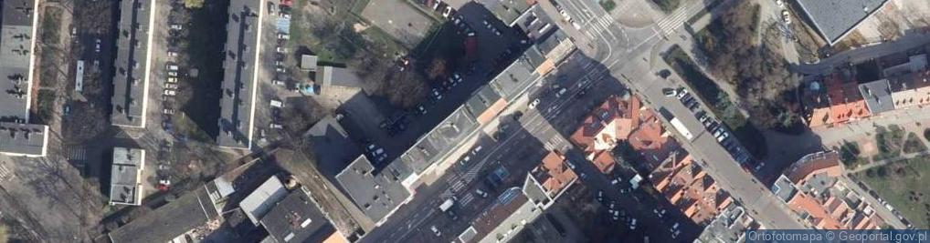Zdjęcie satelitarne Łopuskiego Edmunda, ppor. ul.