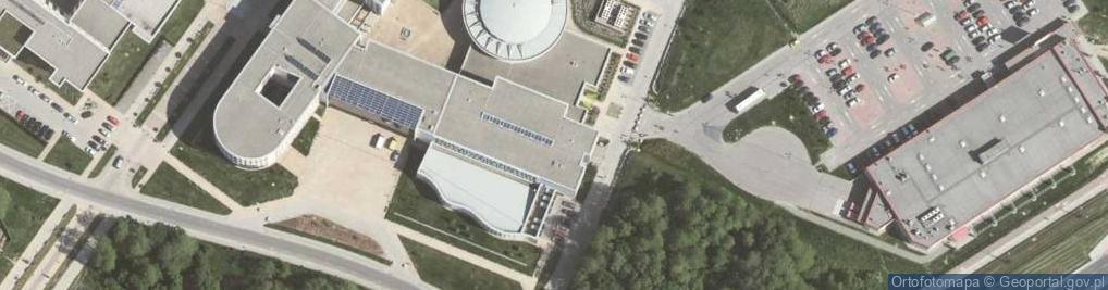 Zdjęcie satelitarne Łojasiewicza Stanisława, prof. ul.