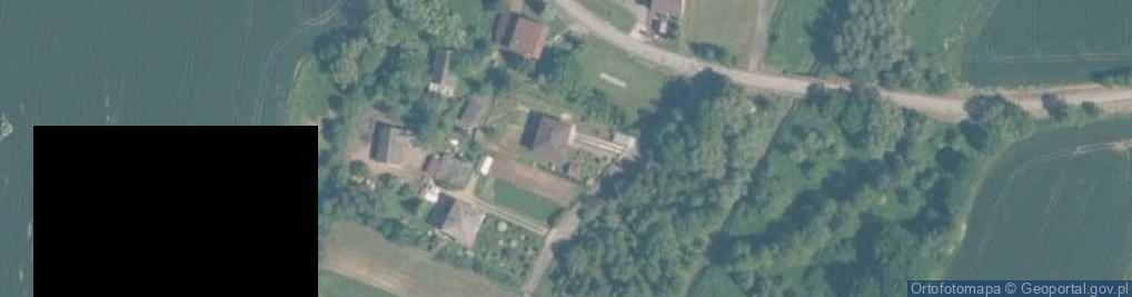 Zdjęcie satelitarne Łowiczki Pańskie ul.