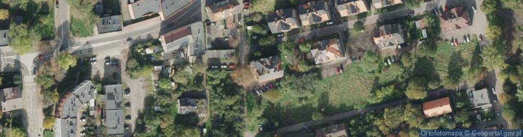 Zdjęcie satelitarne Londzina Józefa, ks. ul.