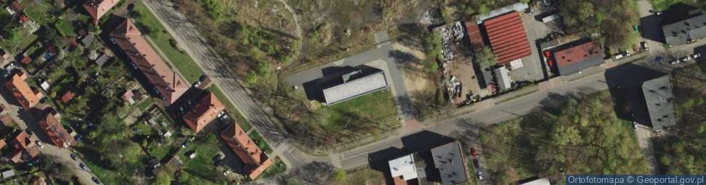 Zdjęcie satelitarne Lompy Józefa ul.