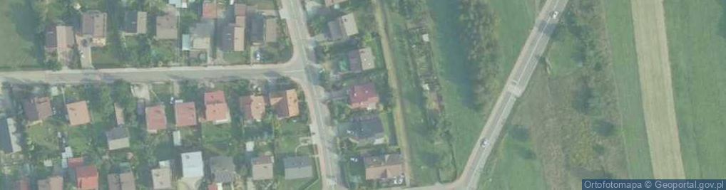 Zdjęcie satelitarne Lubomirskich ul.