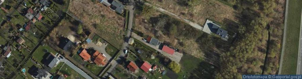 Zdjęcie satelitarne Łukasiewicza ul.