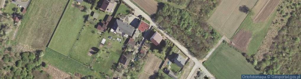 Zdjęcie satelitarne Luszowicka ul.