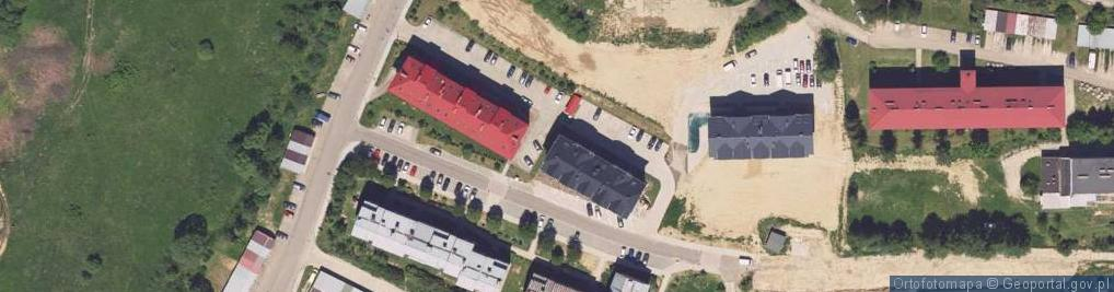 Zdjęcie satelitarne Łukasiewicza Ignacego ul.