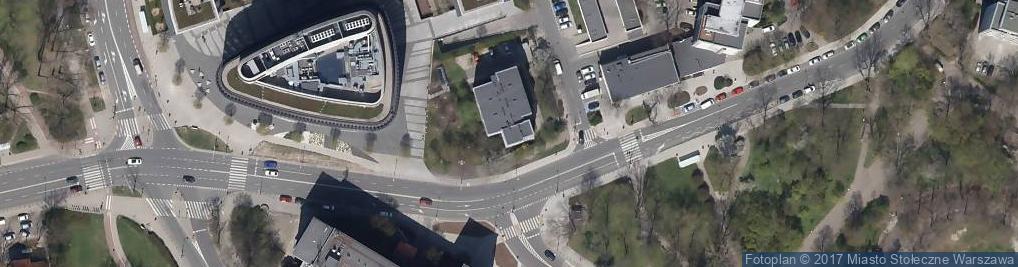 Zdjęcie satelitarne Ludna ul.