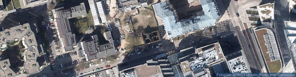 Zdjęcie satelitarne Łucka ul.