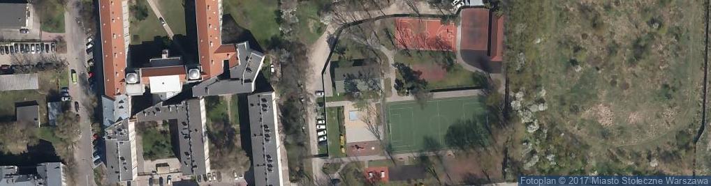 Zdjęcie satelitarne Ludwiki ul.