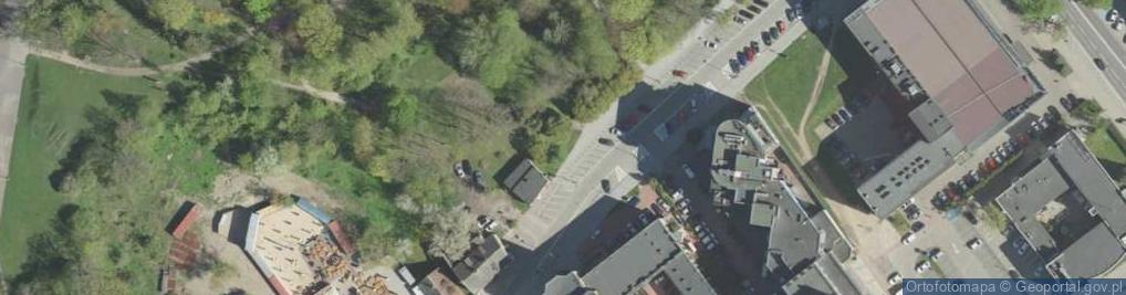 Zdjęcie satelitarne Marjańskiego Józefa ul.