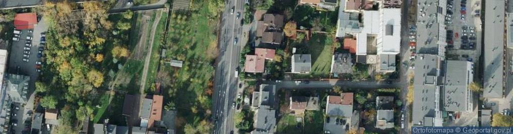 Zdjęcie satelitarne Małachowskiego ul.