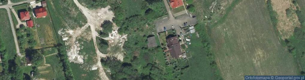 Zdjęcie satelitarne Maryjna ul.