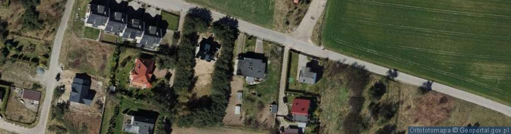 Zdjęcie satelitarne Małkowskiego Kazimierza ul.
