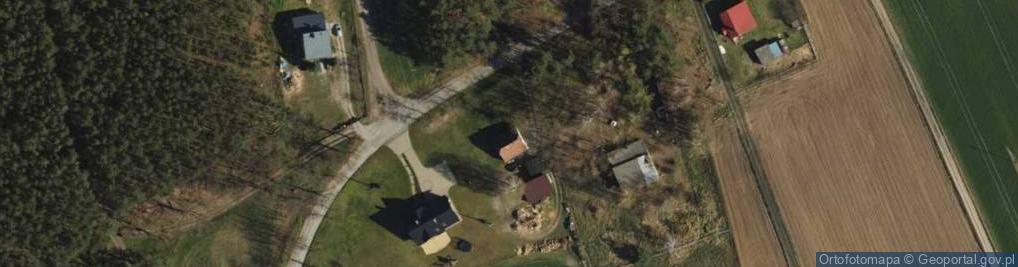 Zdjęcie satelitarne Maciejkowa ul.