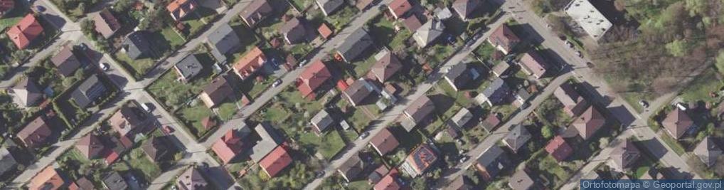 Zdjęcie satelitarne Macy Józefa ul.