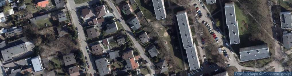 Zdjęcie satelitarne Maciejowicka ul.